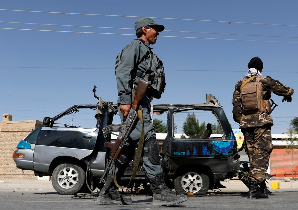 Taliban launches fierce attacks, killing 150 Afghan soldiers