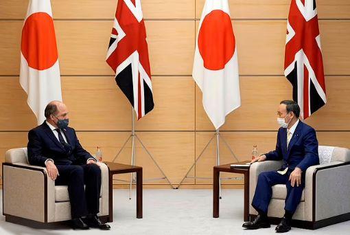 चीन की वर्चस्ववादी गतिविधियों की पृष्ठभूमि पर ब्रिटेन ने जापान के साथ बढ़ाया रक्षा सहयोग – ब्रिटेन की विमान वाहक युद्धपोत जापान पहुँचेगी