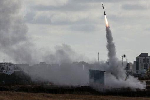 rocket attacks