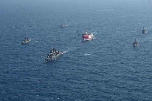 Turkey will continue exploration of gas in Mediterranean Sea