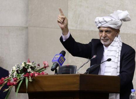 455 Taliban militants, ४५५, अफ़गान सेना की