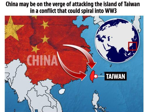 Chinese media threatens Taiwan with 'Doomsday'