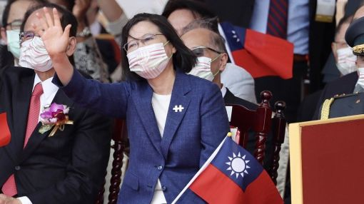 Taiwan's provocative actions will leave China with no option than war